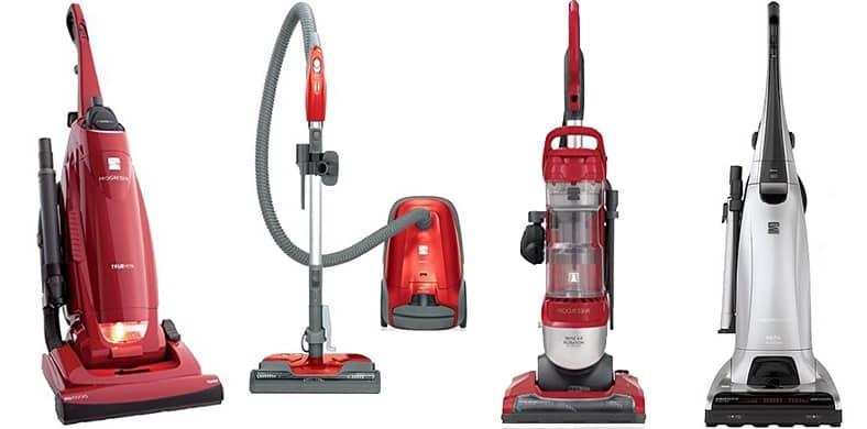 Kenmore Upright Vacuum Types