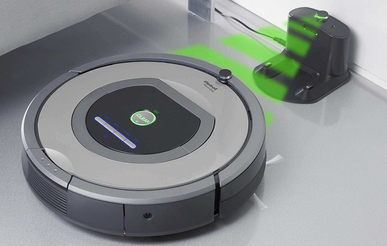Roomba 650 Charging