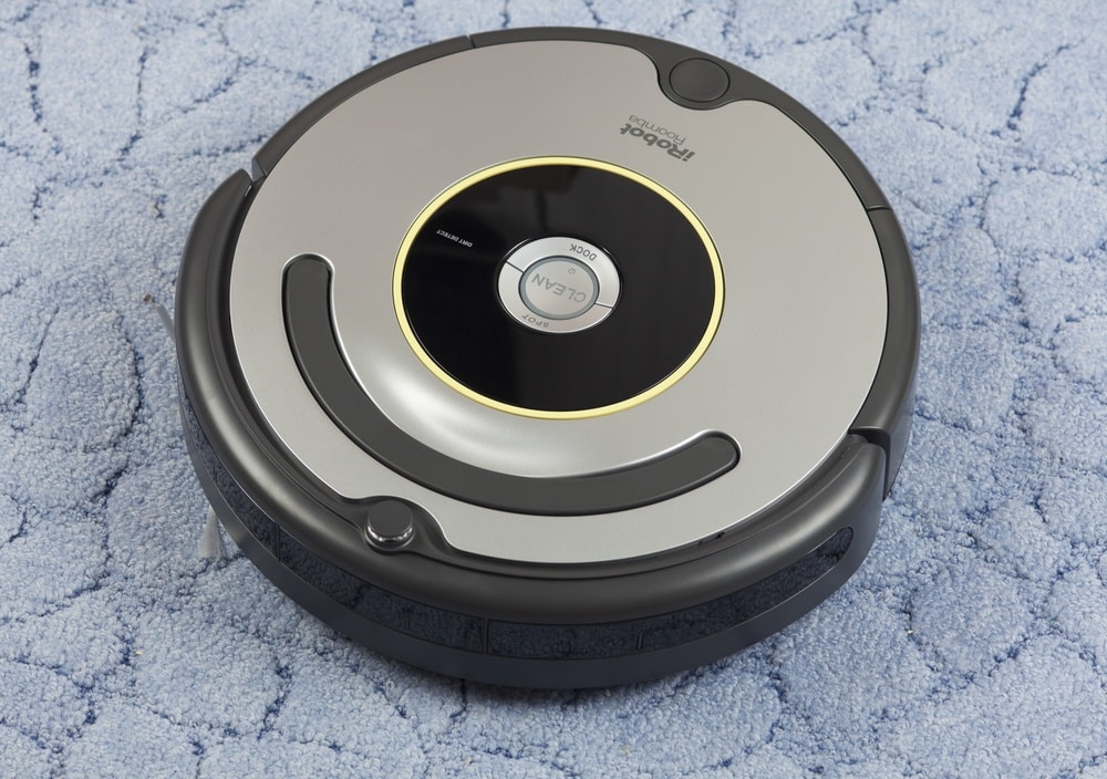 roombas and thick carpets