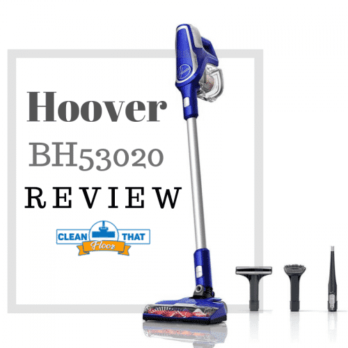 Hoover Impulse BH53020 Vacuum Cleaner