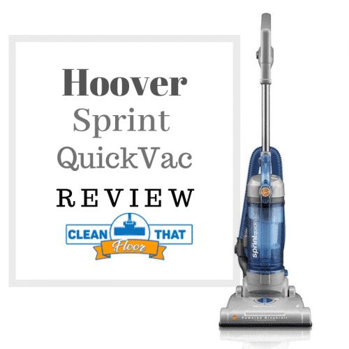 Hoover Sprint QuickVac Vacuum Cleaner
