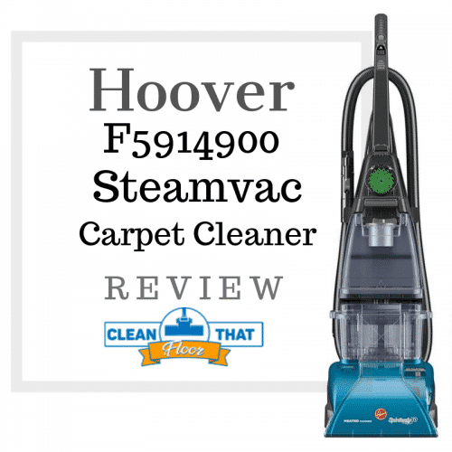 Hoover Steamvac Carpet Cleaner F5914900