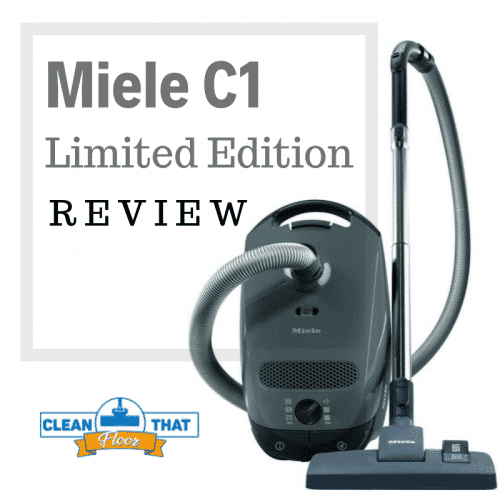 Miele C1 Limited Edition Vacuum Cleaner