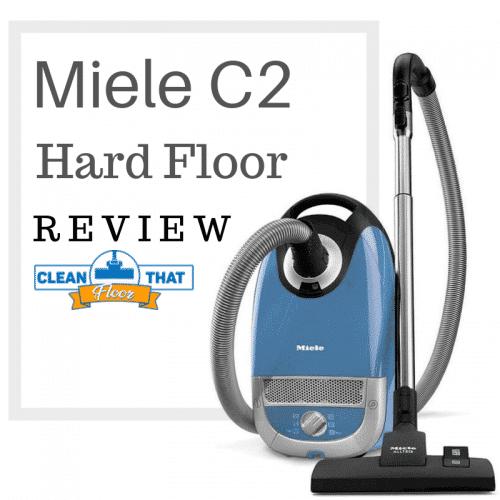 Miele C2 Hard Floor Vacuum Cleaner
