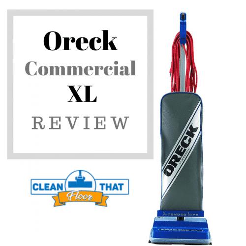 Oreck Commercial XL Vacuum