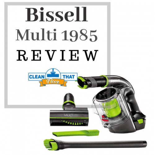 Bissell Multi 1985 Cordless Handheld Vacuum Cleaner