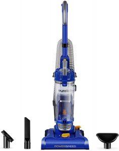Eureka PowerSpeed Bagless Upright Vacuum Cleaner, Lite