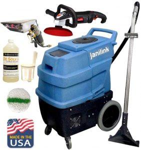 JaniLink Premium 500 PSI Portable Carpet Extractor Machine