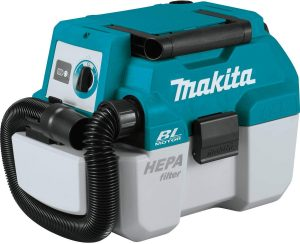 Makita XCV11Z 18V LXT Wet/Dry Dust Extractor/Vacuum