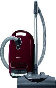 Miele Complete C3 Vacuum for Soft Carpet