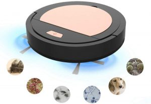 OOOUSE Robot Vacuum Cleaner