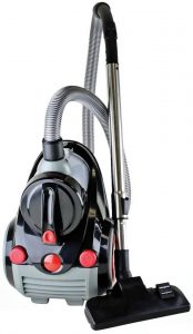Ovente Bagless Canister Cyclonic Vacuum (ST2010)
