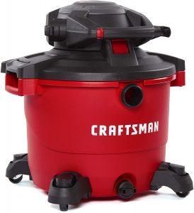 CRAFTSMAN CMXEVBE17607 16 gallon 6.5 Peak Hp Wet/Dry Vac