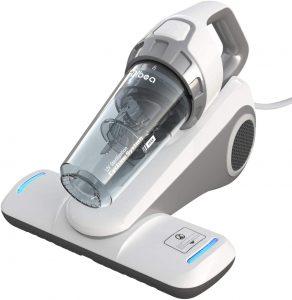 Dibea Bed Vacuum Cleaner with Roller Brush