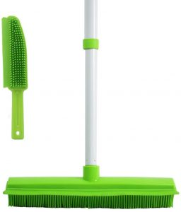 GLOYY Long Handle Push Broom