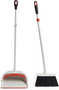 Oxo Good Grips Sweep Set with Extendable Broom
