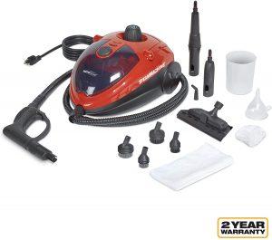 AutoRight C900054.M Red SteamMachine Multi-Purpose Steam Cleaner