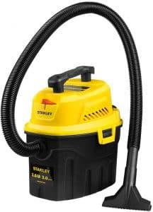 Stanley 3 Gallon Wet Dry Vacuum