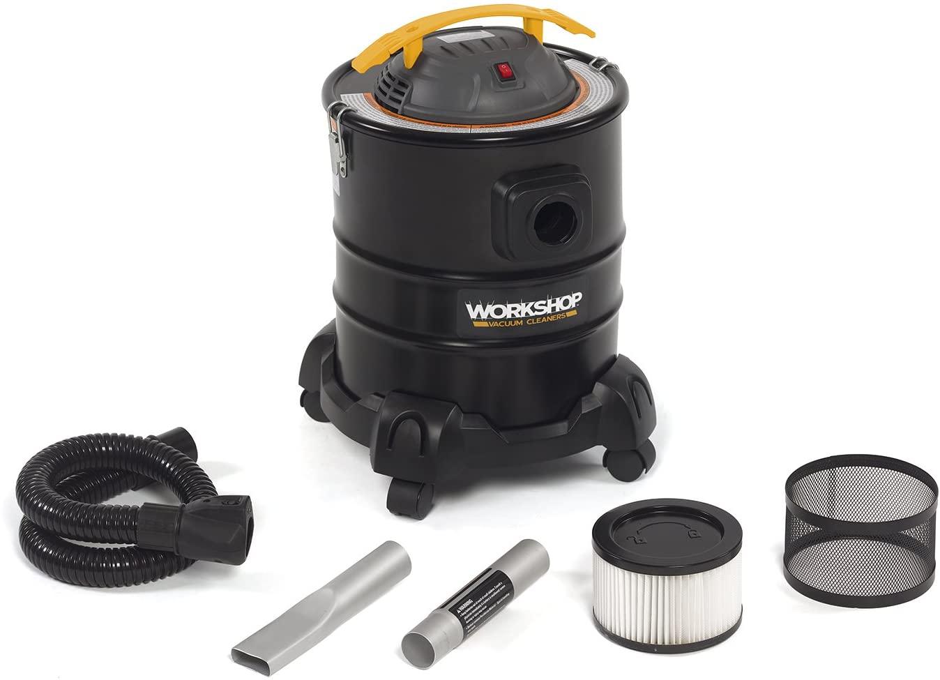 WORKSHOP Ash Vacuum Cleaner