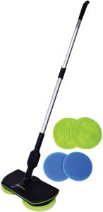 Zoom TV Spin Maid Powered Floor Cleaner
