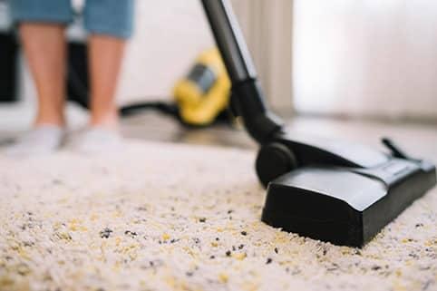 Vacuum Cleaner Close Up