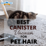 The 9 Best Canister Vacuums for Pet Hair
