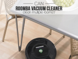 Will a Roomba Clean Multiple Rooms?